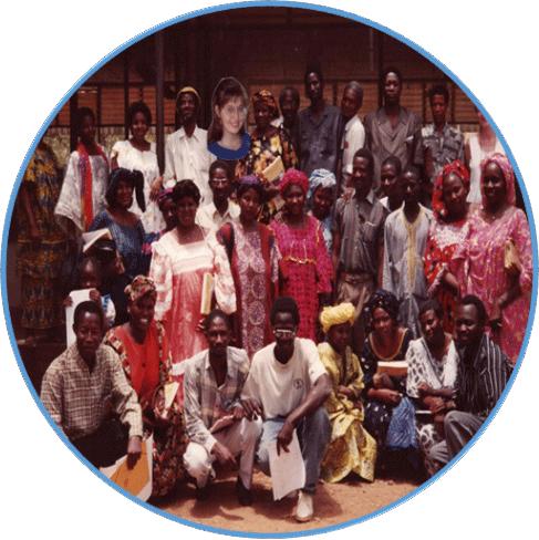 VOICI la photo de famille de l'assemblée constituante de L'AKIMA à L'ESS.